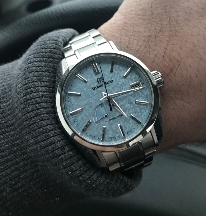 Hands-On: A review of the  Grand Seiko SBGA387