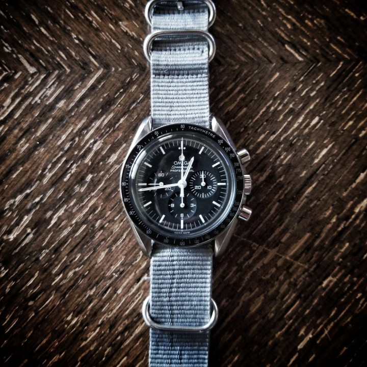 How an Omega Speedmaster changed mylife.